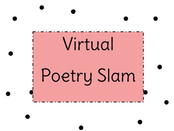 Virtual Poetry Slam Tiered Lesson