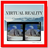 Virtual Reality Bundle - Reading, Math, Spanish, Science, History, Art, ESOL