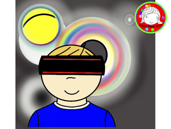 Virtual Reality Kids Clipart (Personal & Commercial Use)