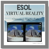 Virtual Reality Set-up Guide and Bundle of Activities for ESOL Class