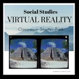 Virtual Reality for Social Studies and History Bundle