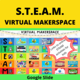 Virtual STEAM Makerspace for Distance Learning - Google Sl