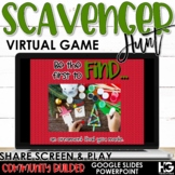 Virtual Scavenger Hunt   Christmas Party and Holidays   De
