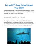 Virtual School Tour – A visit to the Aquarium