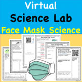Virtual Science Lab Face Mask Science