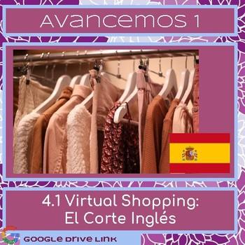 Virtual Shopping in Spain: Avancemos 1 4.1