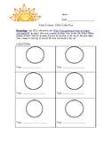 Virtual Solar Eclipse Data Collection