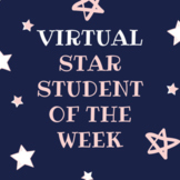 Virtual Star Student of the Week