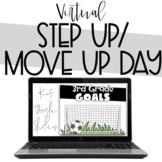 Virtual Step Up / Move Up Day Google Slides   Distance Learning