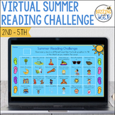 Virtual Summer Reading Challenge
