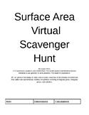 Virtual Surface Area Scavenger Hunt