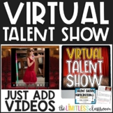 Virtual Talent Show (DISTANCE LEARNING)