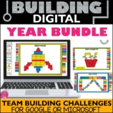Virtual Team Building Lego GROWING BUNDLE