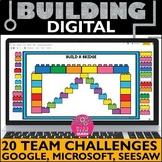 Virtual Team Building Lego STEM