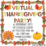 Virtual Thanksgiving Party!