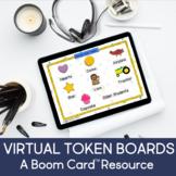 Virtual Token Boards-Behavior Management & Reward System (Generic) (Boom Cards)