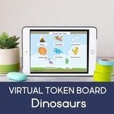 Virtual Token Boards-Dinosaur Theme (Behavior Management, Reward System) (Boom)
