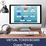 Virtual Token Boards-Ocean Theme (Behavior Management, Reward System) (Boom)