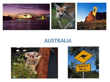 Virtual Tour of Australia