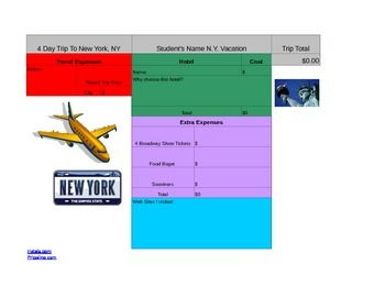 Virtual Vacation to New York