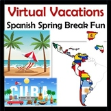 Spanish Virtual Vacations Resources - Cuba and Mexico Less