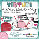 Virtual Valentine's Day Minute to Win it Games (6 games)