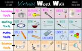 Virtual Word Wall for 1st gr EL Education Modules 1-4