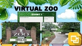 Virtual Zoo (Editable in Google Slides)
