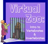 Virtual Zoo Field Trip To Introduce Vertebrate and Inverte