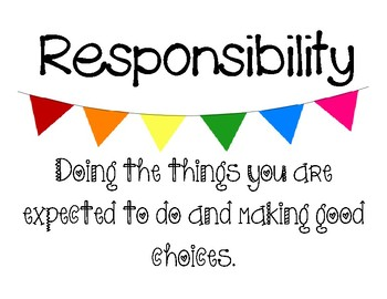 Image result for virtue of responsibility