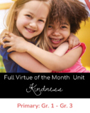 Virtue of the Month - March- KINDNESS - DPCDSB - Dufferin