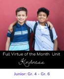Virtue of the Month - March - KINDNESS - DPCDSB - Dufferin