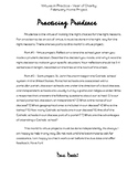Virtues in Practice - Prudence Home Project