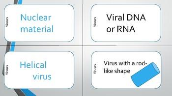 Virus - Mix N' Match Cards