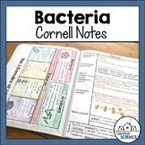Viruses & Bacteria Powerpoint & Interactive Notebook