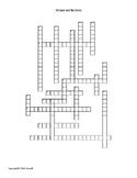 Viruses and Bacteria Crossword for Biology II