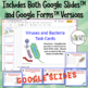 Viruses and Bacteria Task Cards