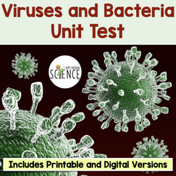 Viruses and Bacteria Test
