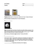 Viscosity - Earth Science Worksheet Study Guide