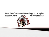 """""""Visible Learning"""" Power Point Presentation and Strip-Sort"""