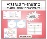 Visible Thinking Digital Graphic Organizers Volume One Google Drive Resource