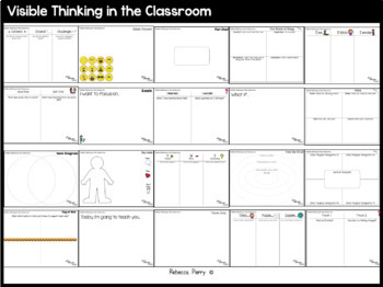 Visible Thinking - Formative Assessment & Exit Slips