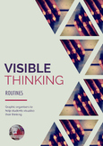 Visible Thinking Routines - Graphic Organisers