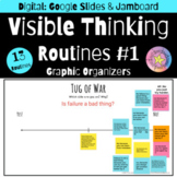 Visible Thinking Routines: Graphic Organizers Set 1  Googl