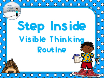 Making Thinking Visible: Step Inside Routine