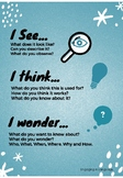 See-Think-Wonder: Visible Thinking with the EAL/D Learning