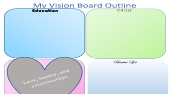 Vision Board Project