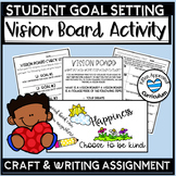 Back To School Bulletin Board Ideas Vision Board Lesson