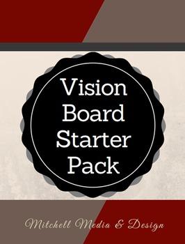 Vision Board Starter Pack