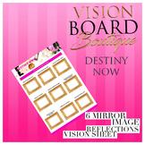 Vision Board Worksheet - REFLECTIONS